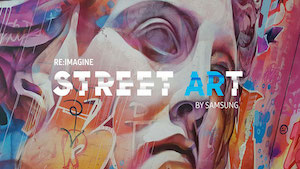Re:imagine Street ARt
