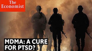 The agony and ecstasy: How MDMA is being used to treat PTSD by Economist Films