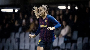 FC Barcelona Femení – Together We Are More (International Women's Day 2019)