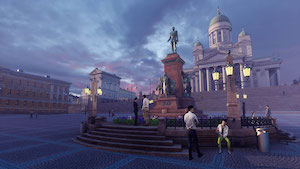 Virtual Helsinki - VR Experience