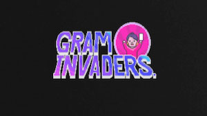 Gram Invaders