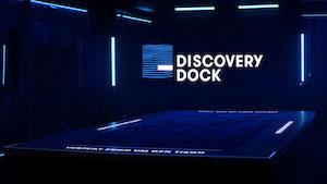 DuMont Discovery Dock - An interactive micro amusement park
