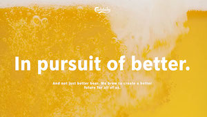 Carlsberg - In pursuit of better