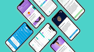 Moody Month App Launch