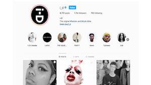i-D Instagram