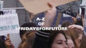 AtoZ of Fridays for Future